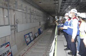 Первая ветка метро в Хошимине будет достроена в конце нынешнего года