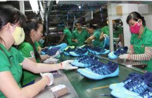 Растёт объем экспорта обуви из Вьетнама в ЕС