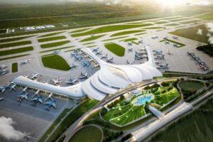 ACV собирается взять займ на строительство аэропорта
