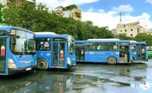 Инвестиции в автобусный маршрут BRT в Хошимине будут сокращены