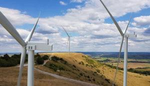 Подписано соглашение о строительстве ветряной электростанции в Ninh Thuan